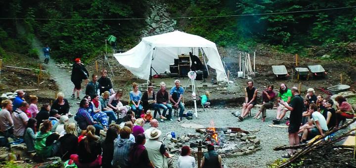 Sommercamp in der WFLB