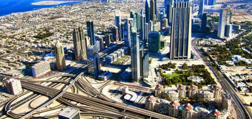 Dubai...