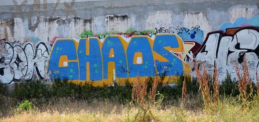 Chaos © Pat Christ