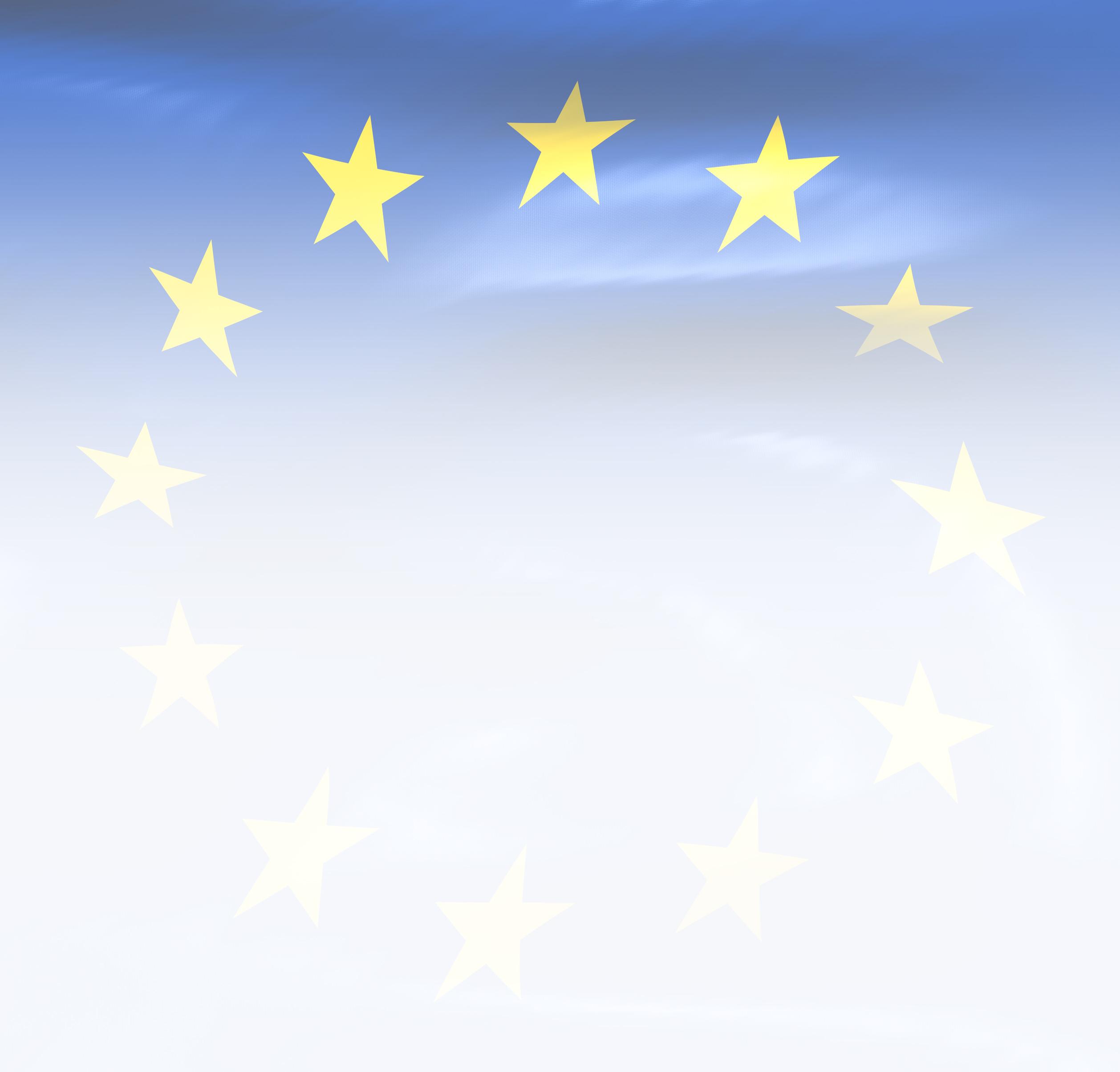EU-Flagge, © Martin Bangemann, Kontakt: bestmoose.de