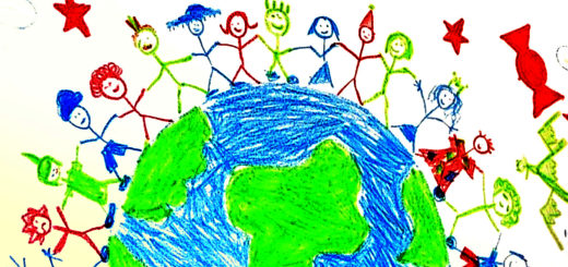 Foto pc: Kinder dieser Erde