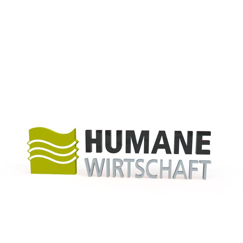 HW Logo 3D