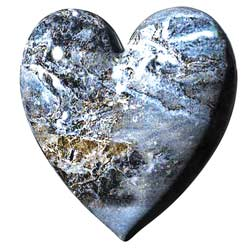 Ein Herz aus Stein